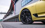 6 Bentley Continental GT Speed 2021 UK FD alloy wheels