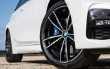 BMW 3 Series Touring 330d 2019 UK first drive review - alloy wheels