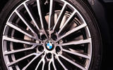 BMW 7 Series 730Ld 2019 UK first drive review - alloy wheels