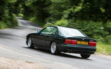 BMW 8 Series - hero rear