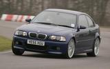 BMW M3 - hero front