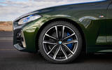6 BMW M440i Convertible 2021 first drive review alloy wheels