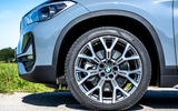 BMW X1 25d 2019 first drive review - alloy wheels