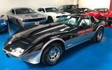 Chevrolet Corvette C3 - static front