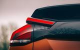 Citroen C4 Puretech 2021 UK (LHD) first drive review - rear lights