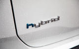 Citroen C5 Aircross Hybrid 2020 UK first drive review - rear decal
