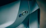 Citroen e C4 2020 LHD first drive review - rear badge