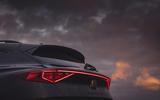 6 Cupra Formentor VZ2 2021 UK first drive rear lights