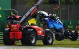 6 F1 Emilio romagnia 2021 talking points Latifi