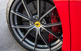 Ferrari 488 Pista 2018 review alloy wheels