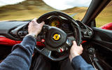 Ferrari - steering wheel