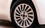 6 Fiat 500e Action 2021 UK FD alloy wheels