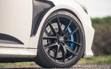 Ford Focus RS Mountune M520 2020 UK first drive review - alloy wheels