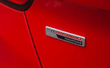 Ford Focus RS Race Red Edition Mountune badging