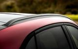 6 Ford Kuga FHEV 2021 UK FD roof rails