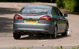 Ford Mondeo 2007 - hero rear