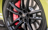 Ford Shelby Mustang GT500 2020 first drive review - brake calipers