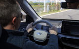 Geely Geometry A 2019 prototype drive - Mike Duff driving