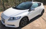 Honda CR-Z - static front