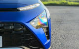 6 Hyundai Bayon 2021 UK FD headlights