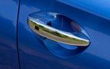 Hyundai i20 2018 review door handles