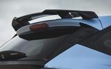 6 Hyundai i20 N 2021 UK first drive review spoiler