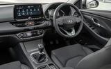 Hyundai i30 2020 UK first drive review - cabin