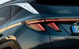 Hyundai Tucson 2020 UK first drive review - rear lights