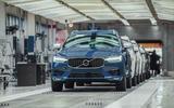 Volvo China production