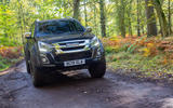 Isuzu D-Max Arctic Trucks 2020 UK first drive review - offroad