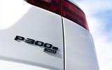 6 Jaguar E Pace P300e 2021 uk first drive review rear badge