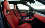 6 Jaguar F Pace 2021 UK first drive review cabin