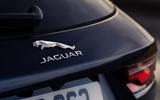 6 Jaguar F Pace P400e 2021 uk first drive review rear badge