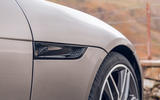 Jaguar F-Type 2020 UK first drive review - side details