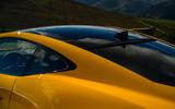 Jaguar F-Type Coupé 2020 first drive review - roof
