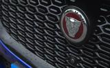Jaguar I-Pace 2018 - front grille