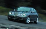 Jaguar S-Type - hero front