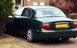 Jaguar S-Type - static rear