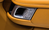 Jaguar SVO 2019 - handles
