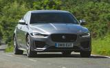 Jaguar XE 2019 - hero front
