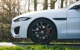 6 Jaguar XE P250 R Dynamic 2021 UK FD alloy wheels