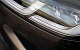 6 Jaguar XF Sportbrake 2021 UK first drive review headlights