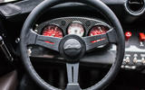 Jannarelly Design-1 2020 UK first drive review - steering wheel