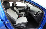 Kia Ceed 2018 first drive review cabin