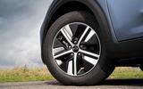 Kia Niro PHEV 2020 UK first drive review - alloy wheels