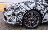 Kia Proceed GT 2018 prototype drive alloy wheels