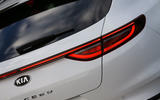 Kia Proceed 2019 first drive review - rear lights