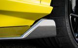 Lamborghini Aventador SVJ 2018 first drive review side sills