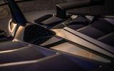 Lamborghini Aventador SVJ 2018 UK first drive review - aero