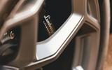 Lamborghini Huracán Spyder 2020 UK first drive review - brake calipers